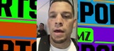 Nate Diaz joins us from the airport – 'TMZ Sports'