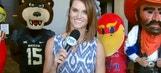 Big 12 Media Days: Mascot dance-off