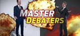 Master Debaters: Is Kevin Durant a coward?