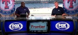 Rangers Live: Back on the road after sweep of Royals