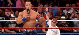 John Cena did something awesome for a young fan who just beat cancer