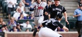 Braves LIVE To Go: Story, Rockies hand Braves four-game sweep