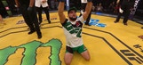 Kelvin Gastelum took more than just a win from Johny Hendricks