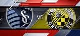 Sporting KC vs. Columbus Crew | 2016 MLS Highlights