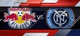 New York Red Bulls vs. New York City FC | 2016 MLS Highlights
