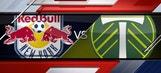New York Red Bulls vs. Portland Timbers | 2016 MLS Highlights