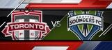 Toronto FC vs. Seattle Sounders | 2016 MLS Highlights