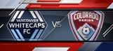 Vancouver Whitecaps vs. Colorado Rapids   2016 MLS Highlights