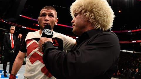 Khabib Nurmagomedov vs. Michael Johnson -- UFC 205