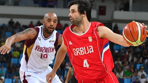 Woj: Milos Teodosic Agrees to Two Year Deal with LA Clippers