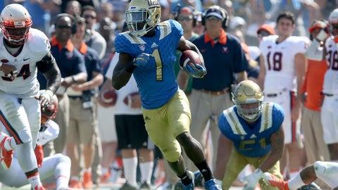 Soso Jamabo - RB - UCLA