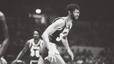 NBA: Kareem Abdul-Jabbar, Los Angeles Lakers, 1975-76