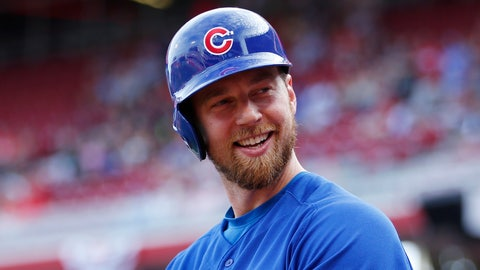 The Cubs have more depth