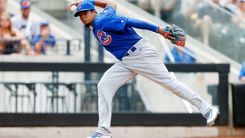 Will the Cubs use Candelario to pursue a controllable starting pitcher?