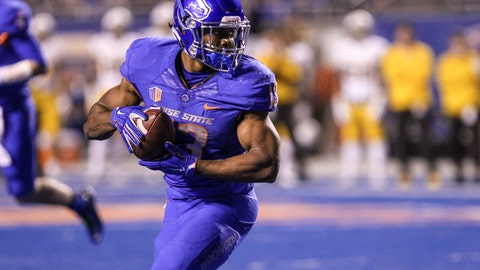 BYU at Boise State (-7)