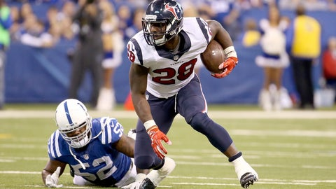 Alfred Blue - RB - Houston Texans