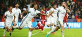 Carvajal's brilliant goal seals it for Real Madrid late in extra-time | 2016 UEFA Super Cup Highlights