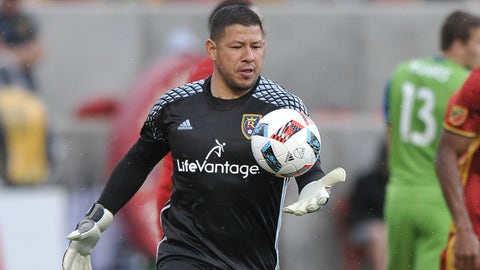 Real Salt Lake vs. Sporting Kansas City – 5 p.m. ET