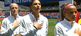 Hope Solo on USWNT ahead of their opening Olympic game against New Zealand