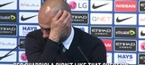 Pep Guardiola wanted no part of this reporter's question
