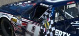 TRUCKS: William Byron Dominates to Advance to Next Round in the Chase – Loudon 2016