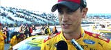 Joey Logano Finishes Outside of Top 10 at Loudon