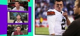 The Browns aren't desperate enough to take Johnny Manziel back – 'TMZ Sports'