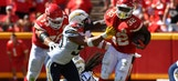 Spencer Ware should be your choice this week at running back on your fantasy team