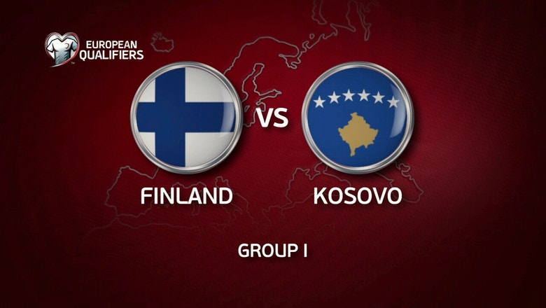 Finland vs. Kosovo | 2016 European Qualifiers