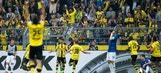Christian Pulisic scores against Darmstadt | 2016-17 Bundesliga Highlights