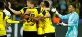 Dortmund equalizes thanks to Keylor Navas' mistake | 2016-17 UEFA Champions League Highlights