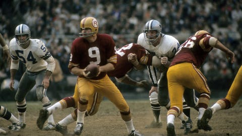 The sportswriter who integrated the Redskins (temporarily)
