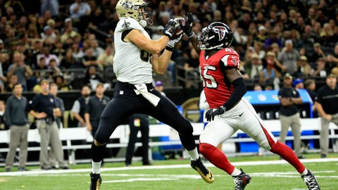 December 24: Atlanta Falcons at New Orleans Saints, 1 p.m. ET