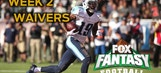 Fantasy Football: Top 3 Waiver Wire Targets for Week 2