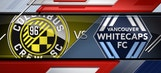 Columbus Crew vs. Vancouver Whitecaps | 2016 MLS Highlights
