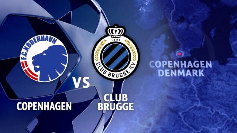 FC Copenhagen vs. Club Brugge | 2016-17 UEFA Champions League Highlights