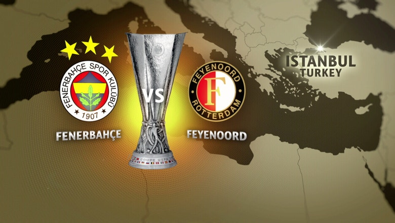Fenerbahce vs. Feyenoord | 2016–17 UEFA Europa League Highlights