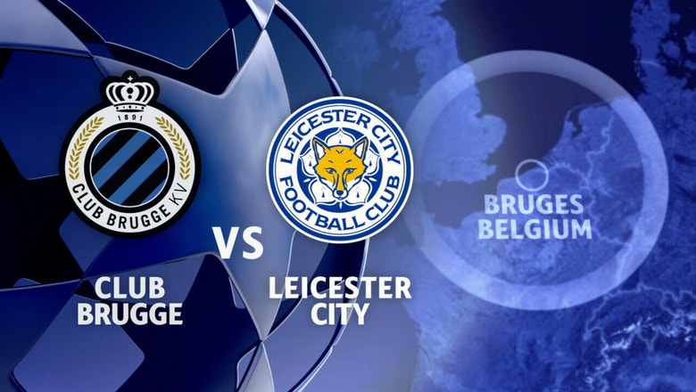 Club Brugge vs. Leicester City | 2016-17 UEFA Champions League Highlights