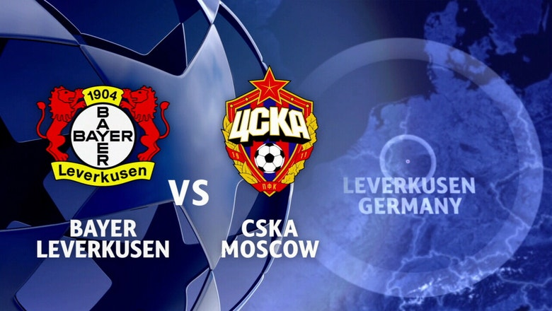 Bayer Leverkusen vs. CSKA Moscow | 2016-17 UEFA Champions League Highlights