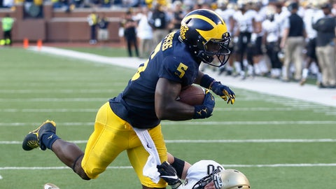 LB: Jabrill Peppers, Michigan