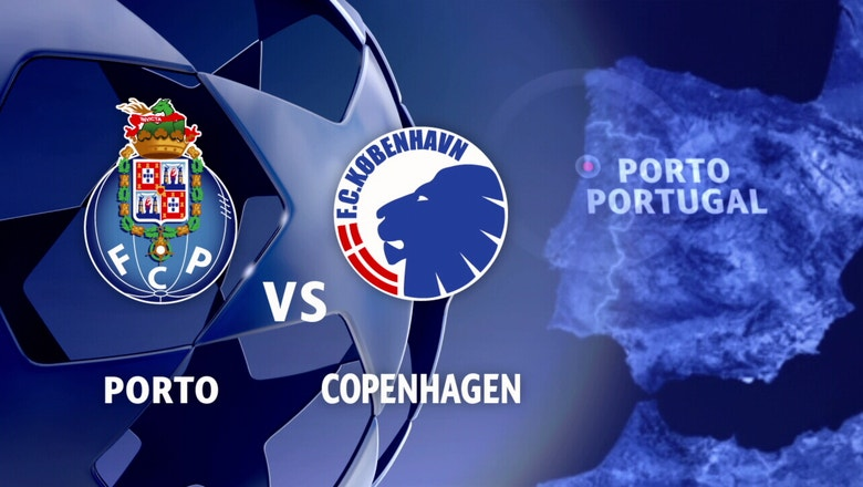 FC Porto vs. FC Copenhagen | 2016-17 UEFA Champions League Highlights
