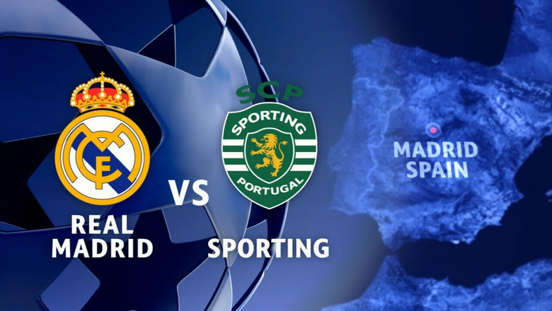Real Madrid vs. Sporting CP | 2016-17 UEFA Champions League Highlights