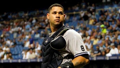 Gary Sanchez (C) -- New York Yankees (12/2/92)