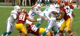 Mike Pereira explains the subtle difference in this year's rule change for low hits on the quarterback