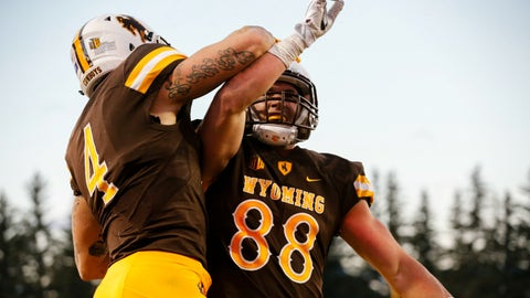 No. 13 Boise State (lost 30-28 to Wyoming)