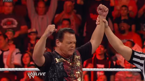 Jerry Lawler: 62 years old (Raw, 2012)