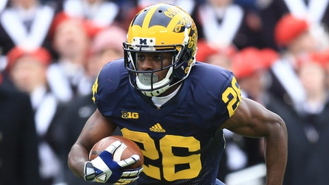 DB: Jourdan Lewis, Michigan