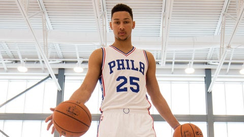 Ben Simmons (Washington Wizards)