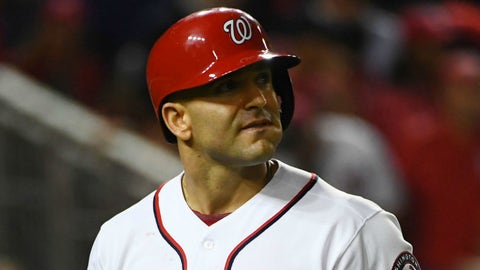 Washington Nationals: SS Danny Espinosa