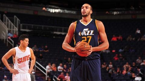 Rudy Gobert, C, Utah Jazz